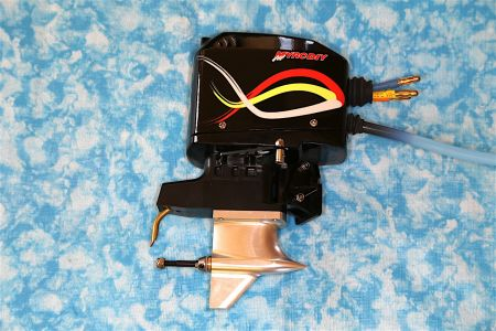 TFL outboard medium, (bevel gear drive) with motor