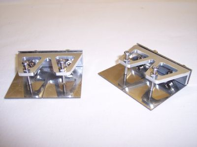 CNC- Trimm- Tabs, Trimmklappen, 58 x 46 mm